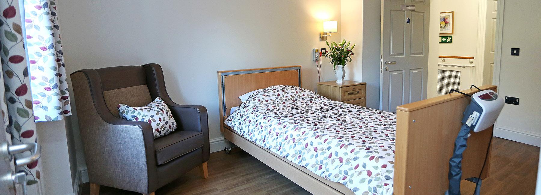 Newly refurbished bedrooms Danbury Essex
